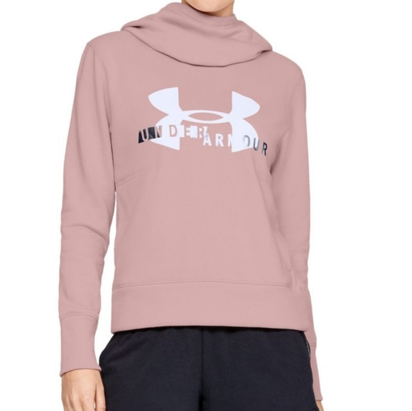 Under Armour Tops - Under Armour Logo Hoodie. XL
